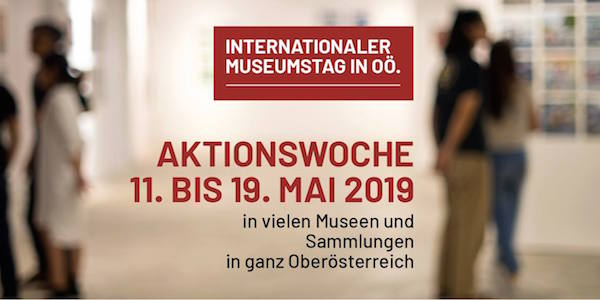 Aktionswoche zum Internationalen Museumstag
